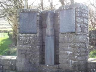 Leacht Chuimneacháin Thomáis Ághas