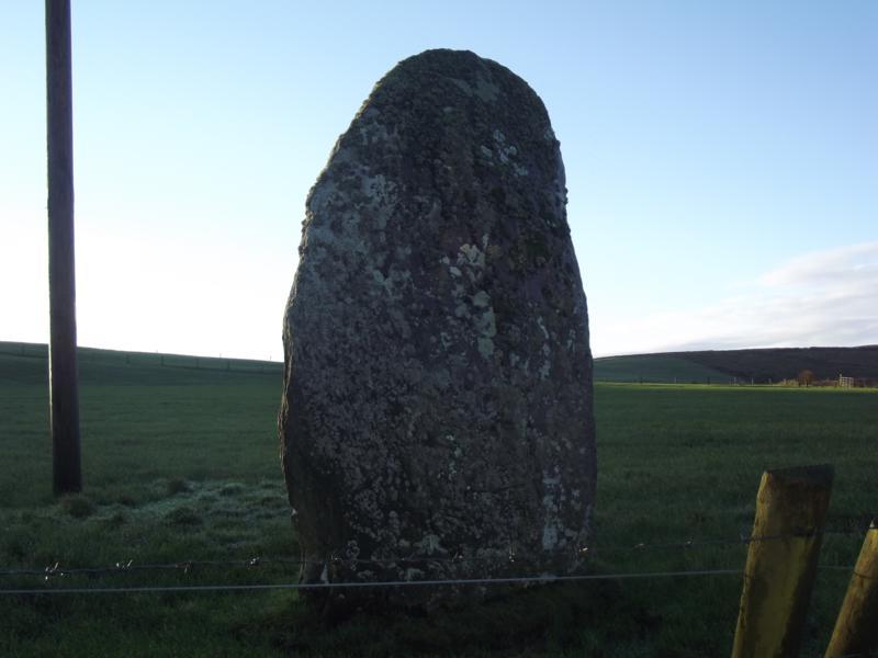 Gallán in Arda Mór